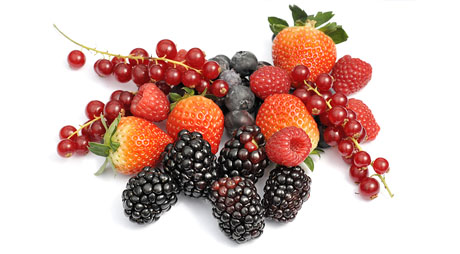 image: all berries great and small.